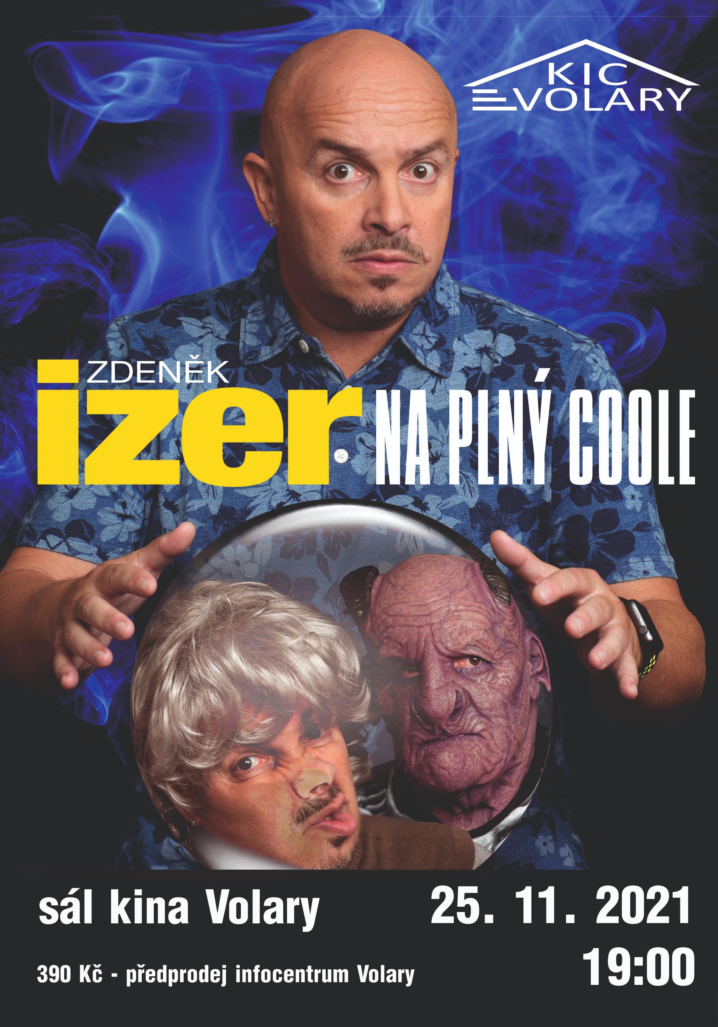 Zdeněk Izer: NA PLNÝ COOLE