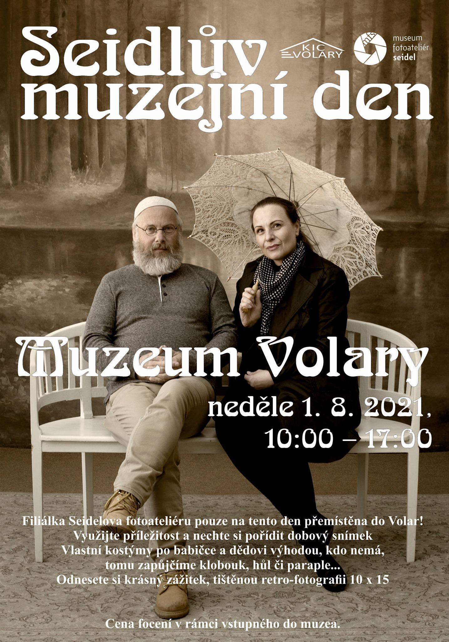 Seidlův muzejní den